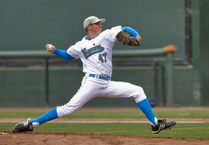 UCLA wins 10-1. RHP Trevor Bowers records his 10th win of the season.