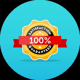 guarantee badge copy